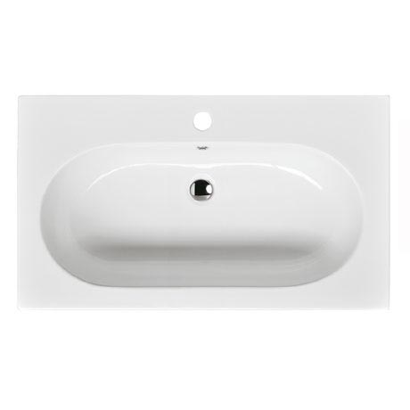 Roper Rhodes Theme 810mm Wall Mounted Basin - T80SB