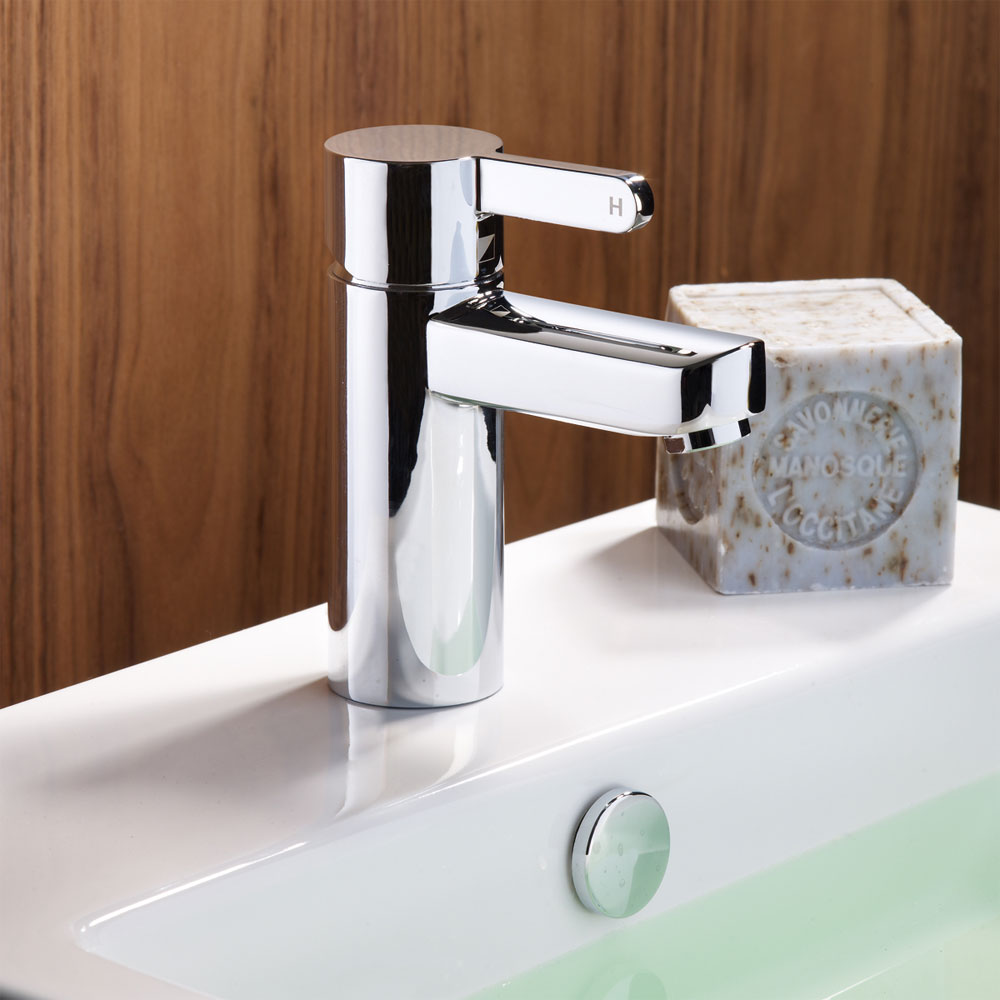 Roper Rhodes Insight Basin Mixer without Waste - T991202 Profile Large Image