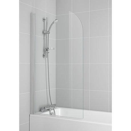 Ideal Standard Connect Radius Bath Screen (1400 x 800mm) - T9924EO