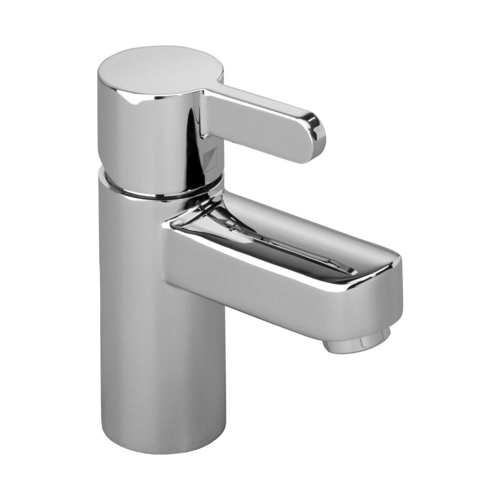 Roper Rhodes Insight Mini Basin Mixer with Clicker Waste - T996002 Large Image