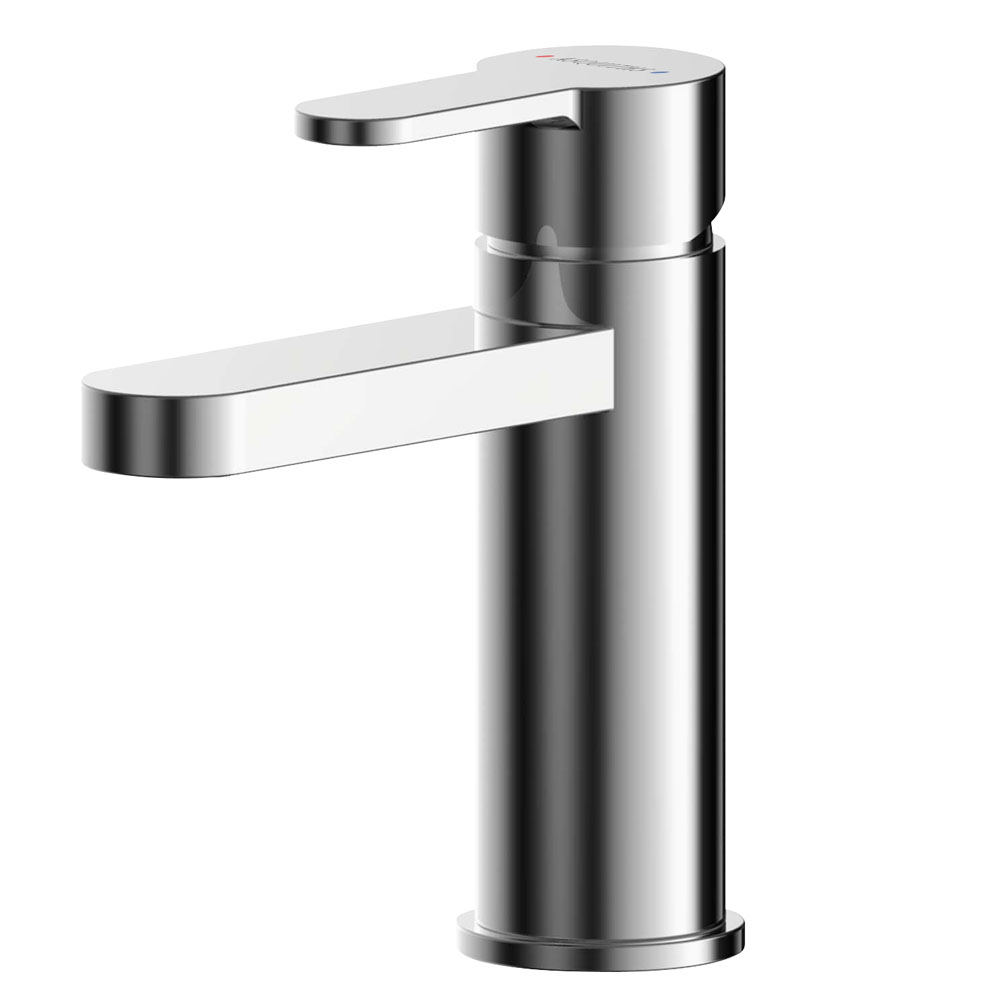 Asquiths Sanctity Mono Basin Mixer With Push-Button Waste - TAA5102