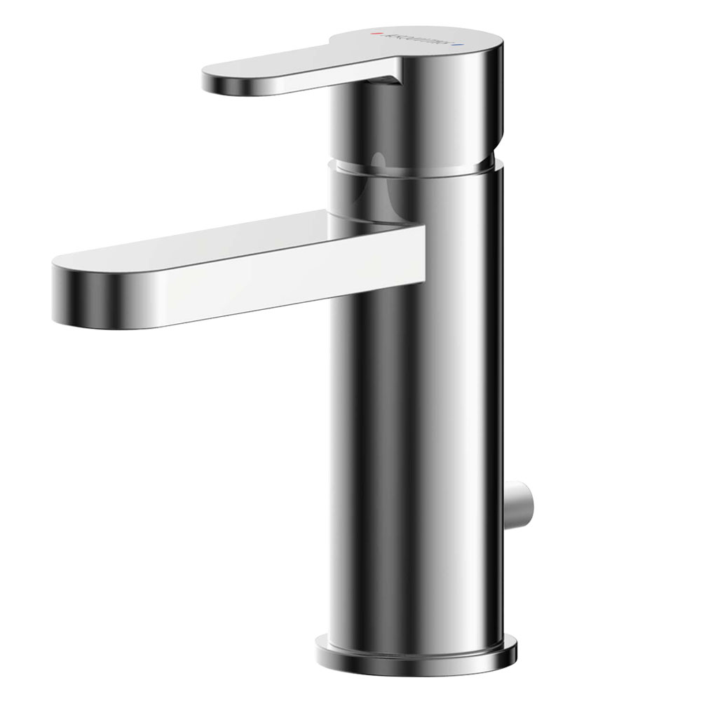 Asquiths Sanctity Mono Basin Mixer With Pop-Up Waste - TAA5103