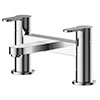 Asquiths Sanctity Deck Mounted Bath Filler - TAA5120 profile small image view 1