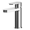 Asquiths Solitude Mono Basin Mixer With Push-Button Waste - TAB5102 profile small image view 1