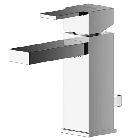 Asquiths Revival Mono Basin Mixer With Pop-Up Waste - TAC5103