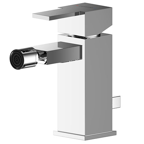 Asquiths Revival Mono Bidet Mixer With Pop-up Waste - TAC5110