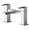 Asquiths Revival Deck Mounted Bath Filler - TAC5120 profile small image view 1