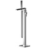 Asquiths Revival Freestanding Bath Shower Mixer with Shower Kit - TAC5129 profile small image view 1