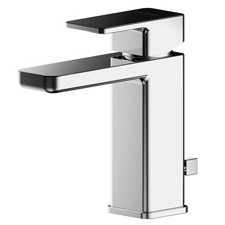 Asquiths Tranquil Mono Basin Mixer With Pop-Up Waste - TAD5103