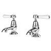 Asquiths Restore Lever Bath Taps - TAF5319 profile small image view 1