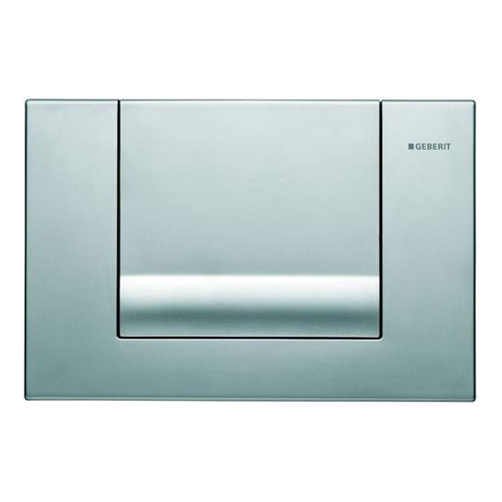 Geberit - Flush Plate for UP320 Cistern - Tango profile large image view 1