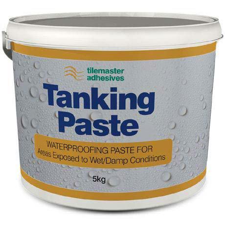 Tilemaster Adhesives 5kg Tanking Paste