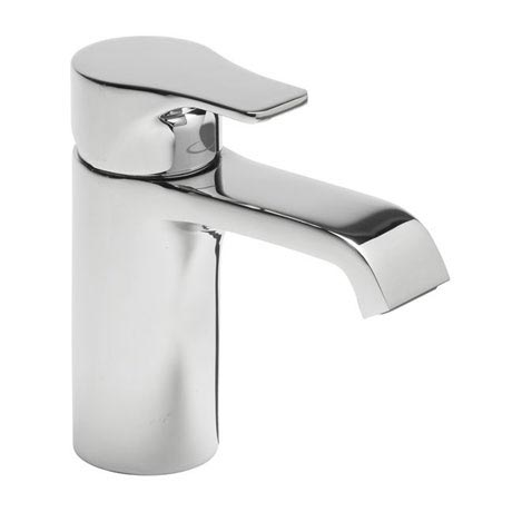Tavistock Blaze Basin Mixer with Click Waste - TBL11