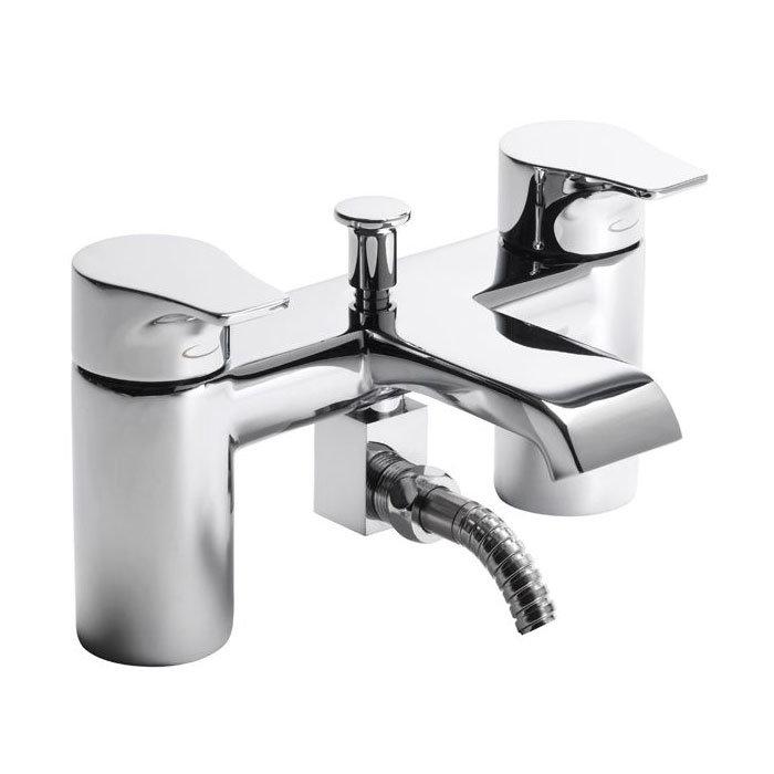 Tavistock Blaze Bath Shower Mixer & Kit - TBL42 Large Image
