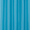 Teal W1800 x H1800mm Polyester Shower Curtain profile small image view 1