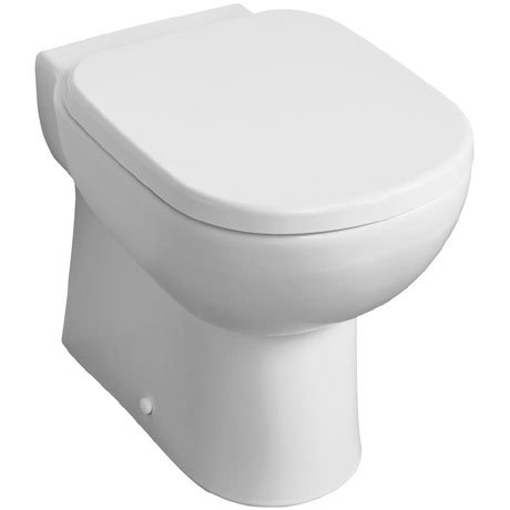 Ideal Standard Toilet.Ideal Standard Tempo Back To Wall Toilet