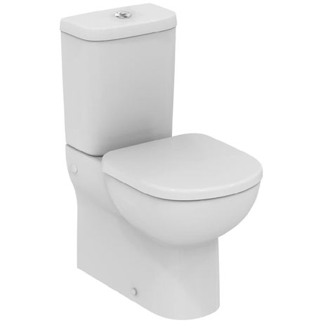 Ideal Standard Tempo Short Projection Close Coupled Back to Wall Toilet