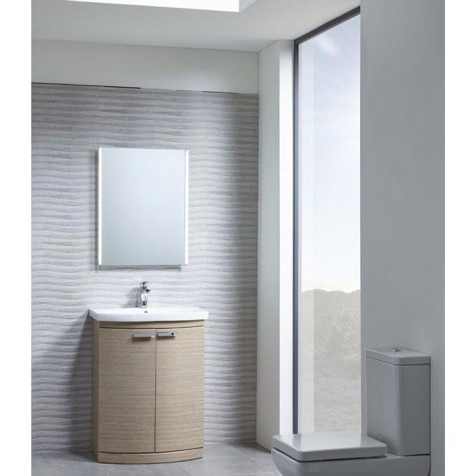 Tavistock Tempo 650mm Freestanding Unit & Basin - Light Java profile large image view 2