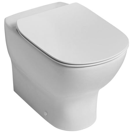Ideal Standard Tesi AquaBlade Back to Wall Toilet