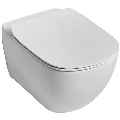 Ideal Standard Tesi AquaBlade Wall Hung Toilet