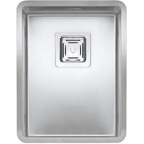 Reginox Texas 30x40 1.0 Bowl Stainless Steel Kitchen Sink