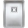 Reginox Texas 30x40 1.0 Bowl Stainless Steel Kitchen Sink profile small image view 1