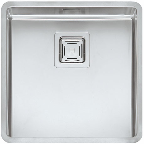 Reginox Texas 40x40 1.0 Bowl Stainless Steel Kitchen Sink