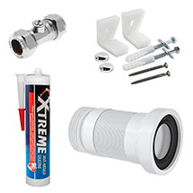 Deluxe Toilet Fixing Package Medium Image