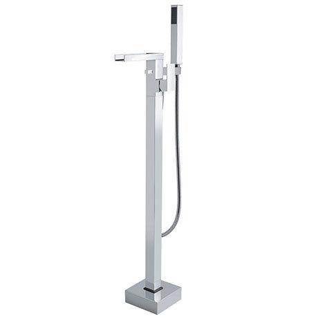 Hudson Reed Art Freestanding Bath Shower Mixer - TFR394