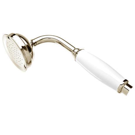 Heritage - Shower Handset - Vintage Gold - THA24