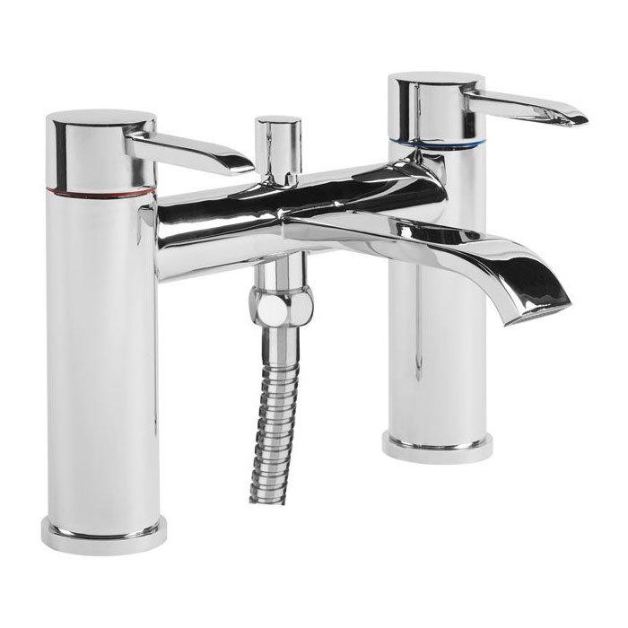 Tavistock Hype Bath Shower Mixer & Kit - THP42 Large Image