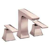 Heritage Hemsby Rose Gold 3 Hole Bath Filler - THPRG073 Medium Image