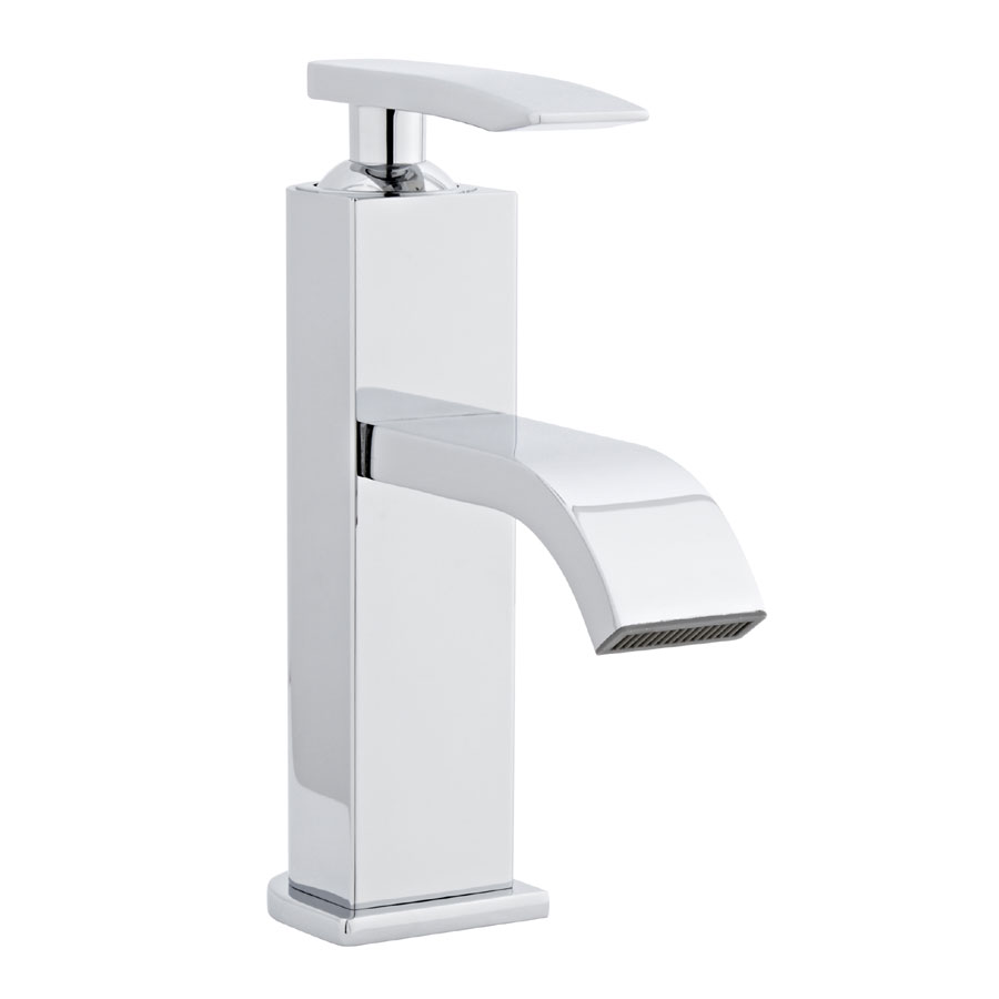 Ultra - Jarvis Mono Basin Mixer - Chrome - TJV305 Large Image