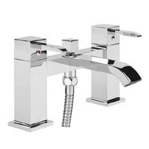 Tavistock Kick Bath Shower Mixer & Kit - TKC42 Medium Image