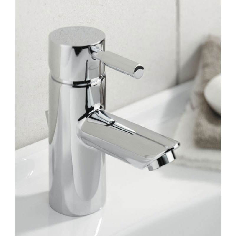 Tavistock Kinetic Basin Mixer with Pop-up Waste - TKN10 profile large image view 2