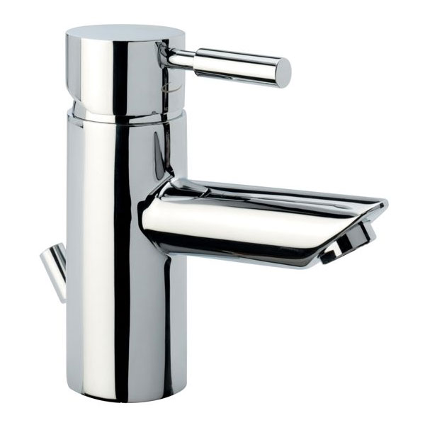 Tavistock Kinetic Basin Mixer with Pop-up Waste - TKN10 profile large image view 1