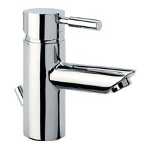 Tavistock Kinetic Basin Mixer with Pop-up Waste - TKN10 Medium Image