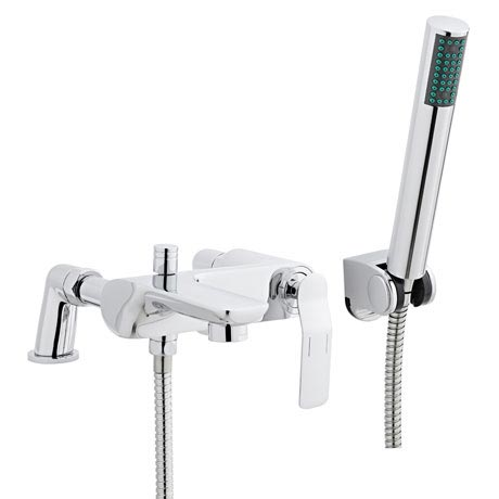 Ultra - Alaric Bath Shower Mixer - Chrome - TLC304