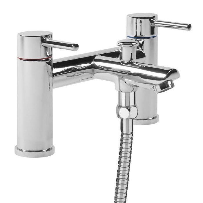 Tavistock Lift Bath Shower Mixer & Kit - TLF42 Large Image