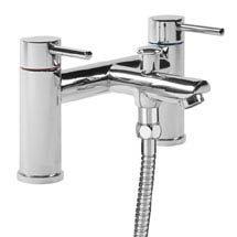 Tavistock Lift Bath Shower Mixer & Kit - TLF42 Medium Image