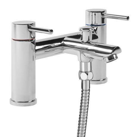 Tavistock Lift Bath Shower Mixer & Kit - TLF42