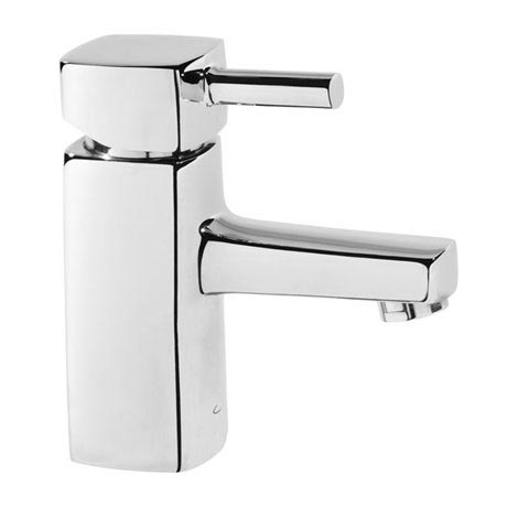 Tavistock Logic Basin Mixer with Click Waste - TLG11
