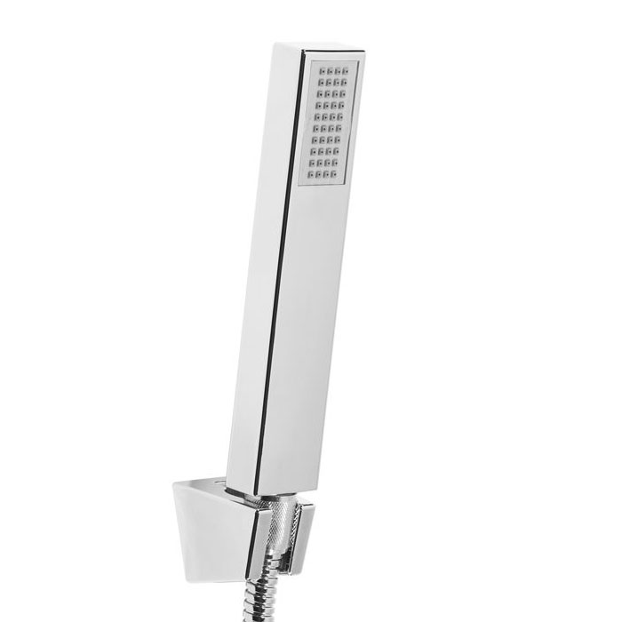 Tavistock Logic Bath Shower Mixer & Kit - TLG42 profile large image view 2