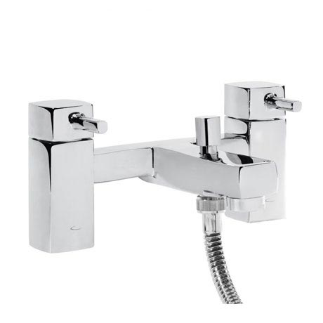 Tavistock Logic Bath Shower Mixer & Kit - TLG42
