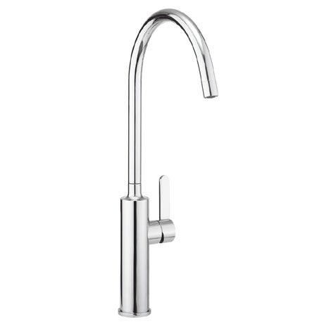 Crosswater - Cucina Tone Side Lever Kitchen Mixer - Chrome - TN714DC