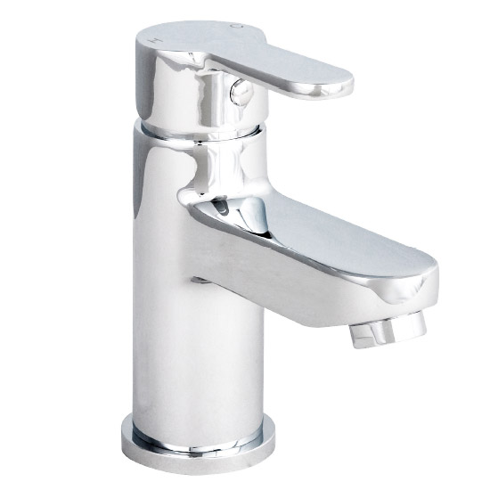 Ultra Newbury Mono Basin Mixer Tap Inc. Waste - TNB305 Large Image