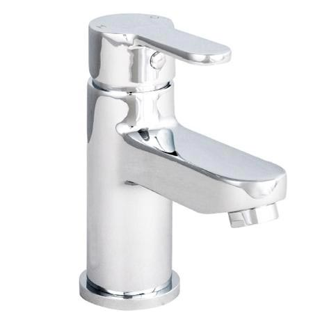 Ultra Newbury Mono Basin Mixer Tap Inc. Waste - TNB305