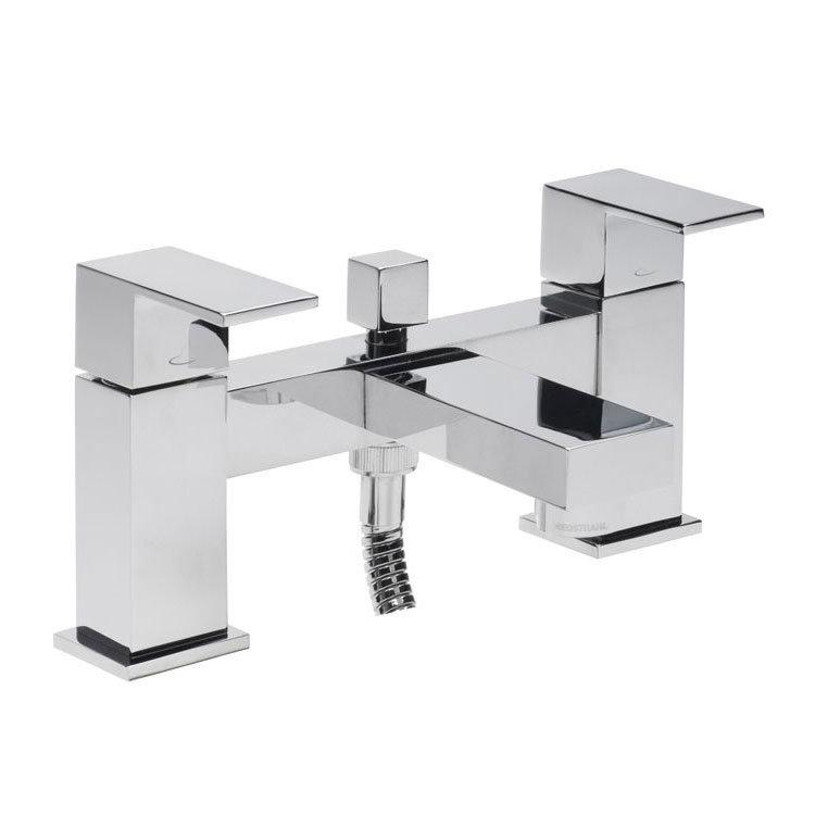 Tavistock Index Bath Shower Mixer & Kit - TND42 Large Image