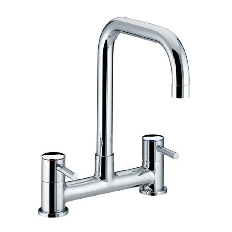 Bristan - Torre Deck Kitchen Sink Mixer - TO-DSM-C