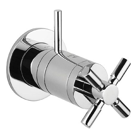 Crosswater - Totti Mini Thermostatic Shower Valve - TO0010RC